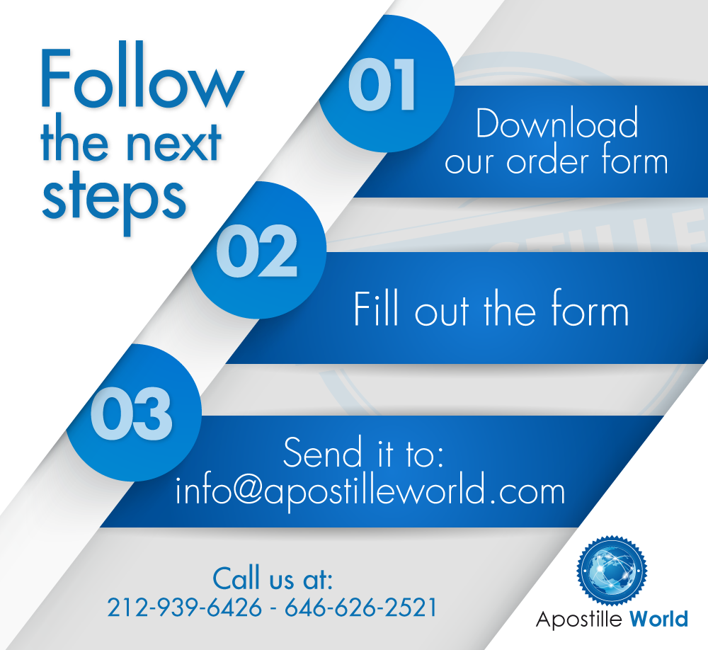 Germany Apostille Services