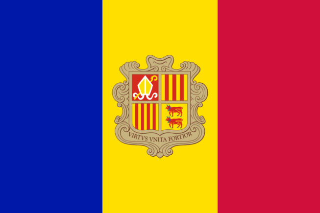 Apostille Services for Andorra