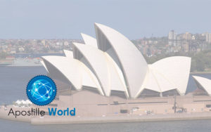 Apostille Document Services NY Australia