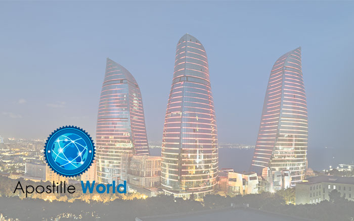 Apostille Document Services, Azerbaijan