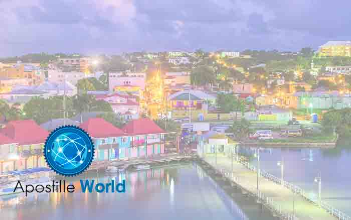 Apostille Document Services, Antigua and Barbuda