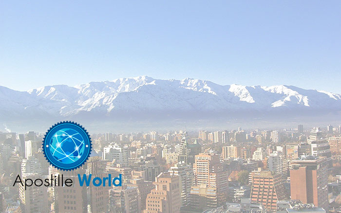 Apostille Document Services, Chile