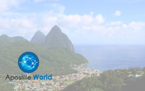 Apostille Document Services, Saint Lucia