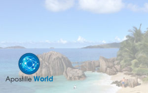 Apostille Document Services, Seychelles