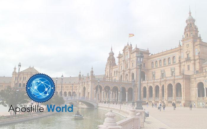 Apostille Document Services, Spain