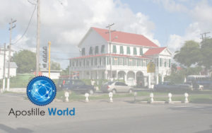 Apostille Document Services, Guyana
